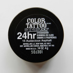 Maybelline Color Tattoo Eyeshadow On and On Bronze
