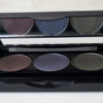 Nyx Eyeshadow Trio in Lake Moss: Swatches & Review