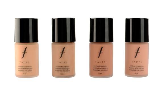 FACES Oil free foundation. Rs 749