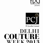 PCJ Delhi Couture Week 2013 Schedule Announced by FDCI