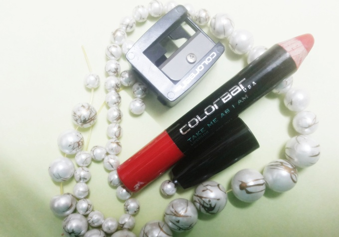 Colorbar take me as i am lipcolor in sensuous red  3