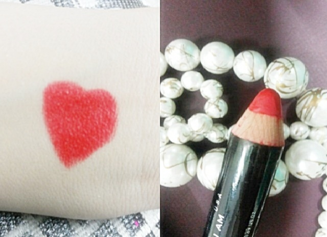 Colorbar take me as i am lipcolor in sensuous red  4