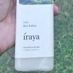 Iraya Tulsi Face Lotion Review