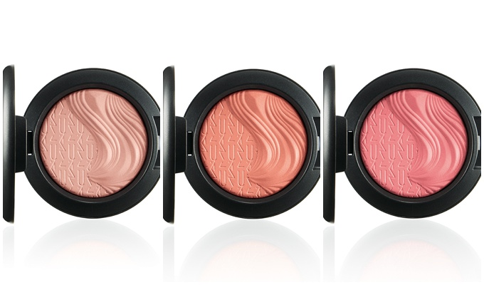 MAC Dimension Collection Blushes 1