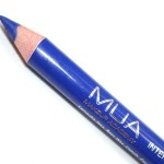 MUA Intense Eyeliner In Royal Blue: Swatches & Review