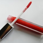 Maybelline Color Sensational High Shine Lipgloss In Gleaming Grenadine: Swatches & Review