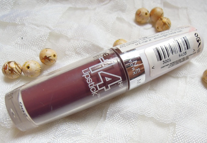 Maybelline Super Stay 14 hr lipstick in Always Plum