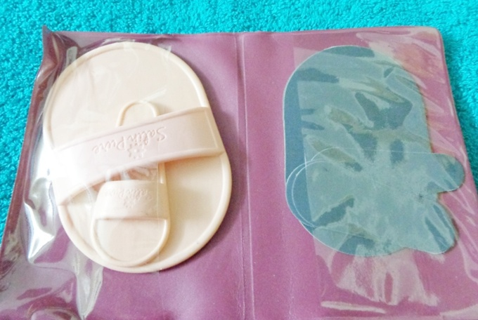 atin Pure Exfoliating Hair Removal Pads (3)