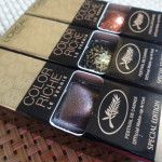 Lóreal Paris L'or Sunset Color Riche Glitter Nail Polishes: Swatches & Review