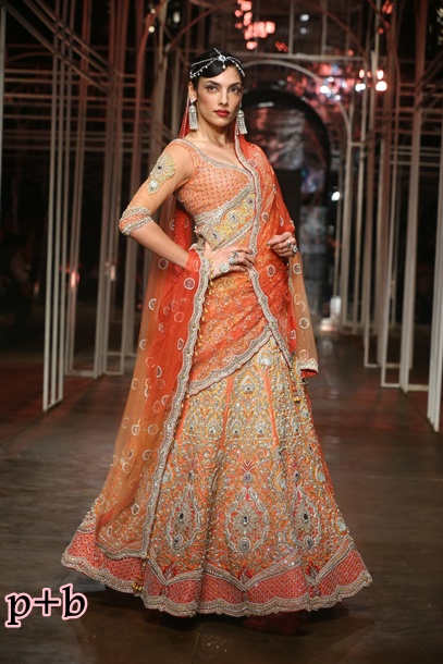 At the India Bridal Fashion Week - Tarun Tahiliani