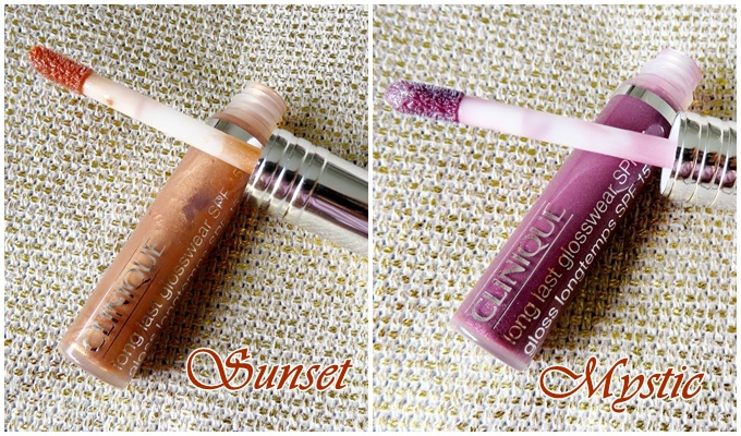 Clinique Long Last gloss wear (2)
