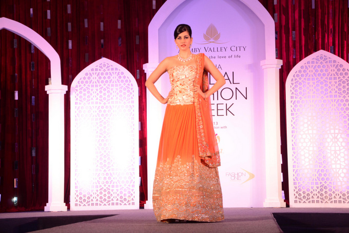 India Bridal Fashion Week  Adarsh Gill