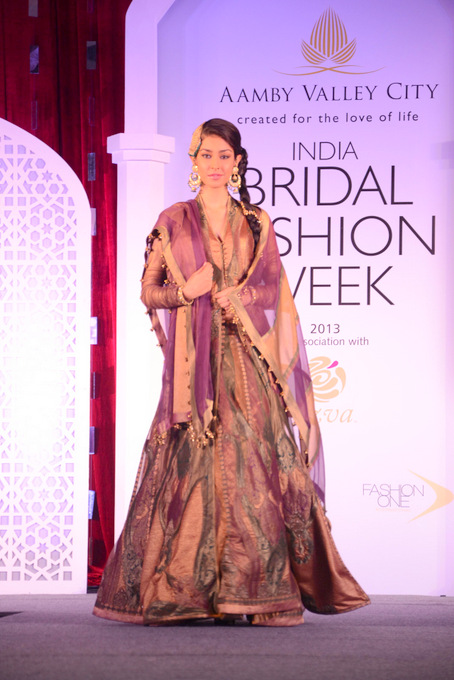 India Bridal Fashion Week  Ashima Leen