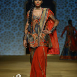 P&B Attends India Bridal Fashion Week 2013: Aashima Leena!