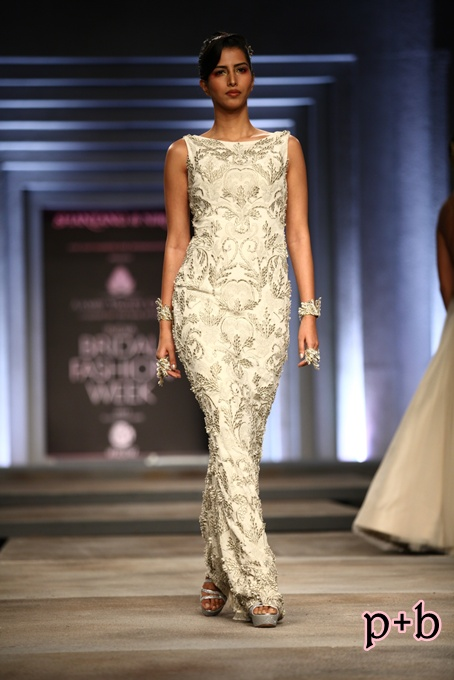 India Bridal Fashion Week Delhi 2013 - Shantanu & Nikhil (10)
