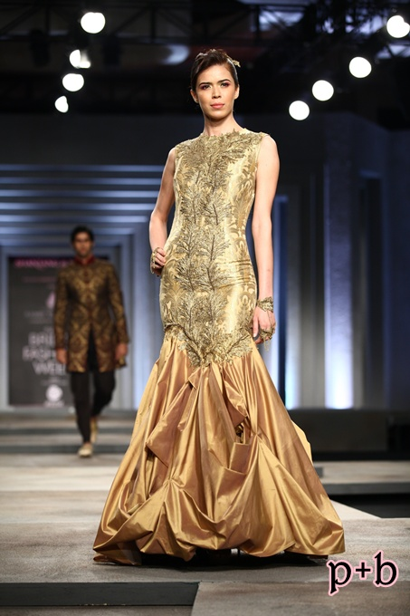 India Bridal Fashion Week Delhi 2013 - Shantanu & Nikhil (5)