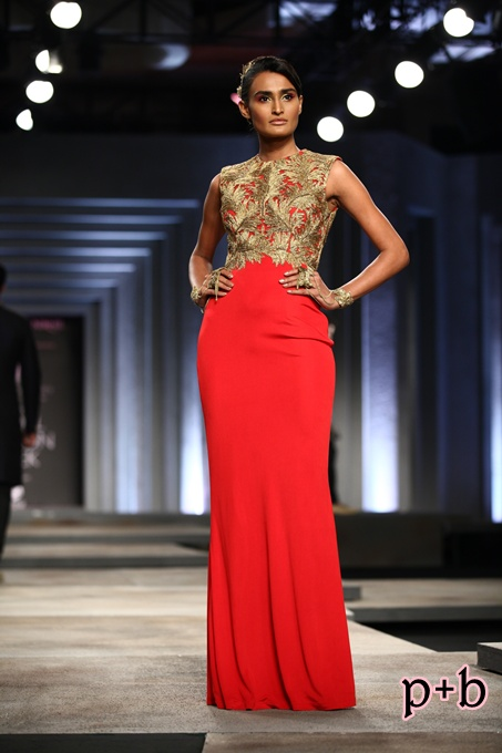 India Bridal Fashion Week Delhi 2013 - Shantanu & Nikhil (6)