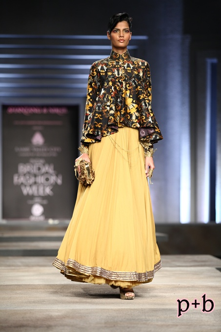 India Bridal Fashion Week Delhi 2013 - Shantanu & Nikhil (7)