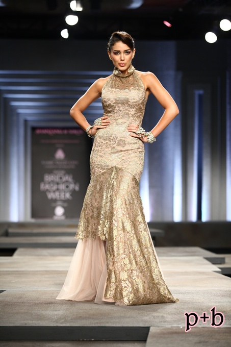 India Bridal Fashion Week Delhi 2013 - Shantanu & Nikhil (8)