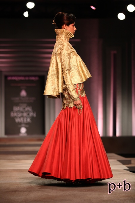 India Bridal Fashion Week Delhi 2013 - Shantanu & Nikhil