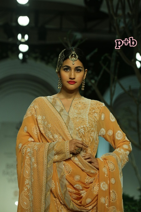 India Bridal Fashion Week -Meera Muzaffar Ali (5)