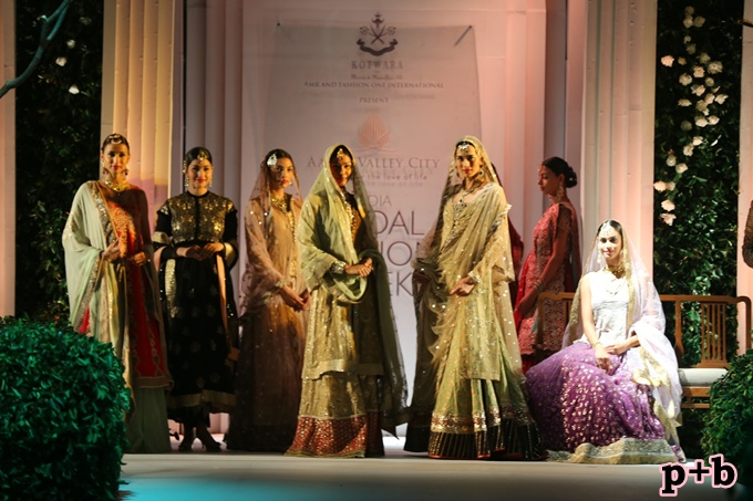 India Bridal Fashion Week -Meera Muzaffar Ali