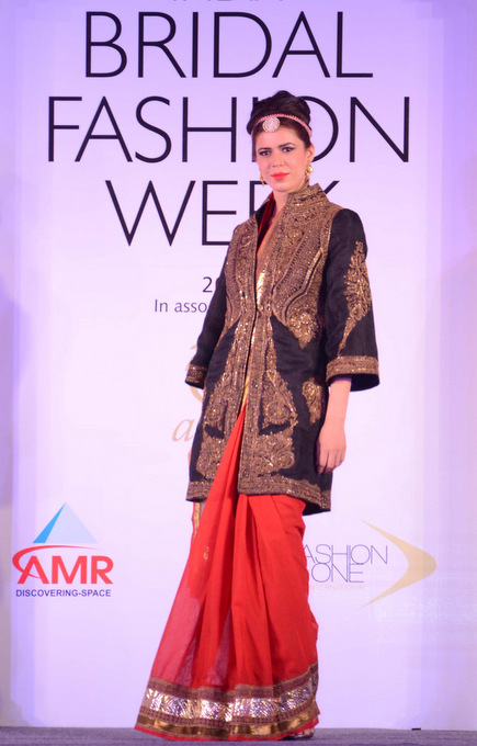 India Bridal Fashion Week Raghavendra Rathore's collection