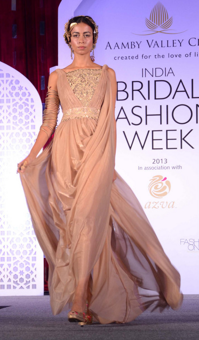 India Bridal Fashion Week Suneet Varma's collection