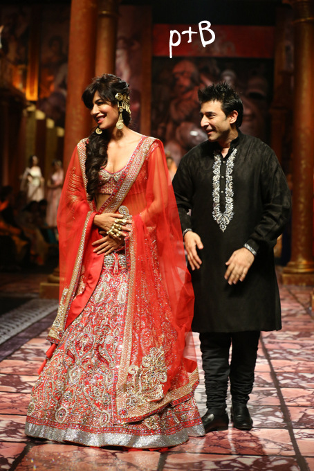 India Bridal Fashion Week- Suneet Verma Bridal Collection (1)