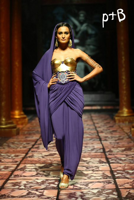 India Bridal Fashion Week- Suneet Verma Bridal Collection (4)