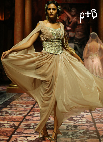 India Bridal Fashion Week- Suneet Verma Bridal Collection (5)