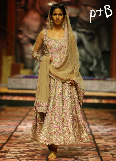 India Bridal Fashion Week- Suneet Verma Bridal Collection (6)