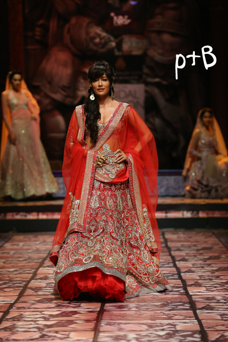 India Bridal Fashion Week- Suneet Verma Bridal Collection (7)