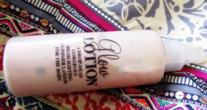 Soap and Glory The Glow Lotion (5)