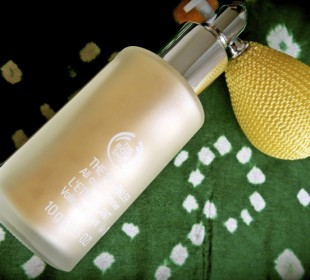 The Body Shop Sparkler Enchanting Gold Review
