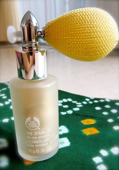 The Body Shop Sparkler - 4
