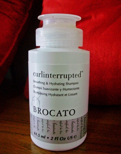 brocato curinterrupted  smoothing and hydrating shampoo