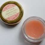 Forest Essentials Luscious Lip Balm In Sugared Rose Petal Review