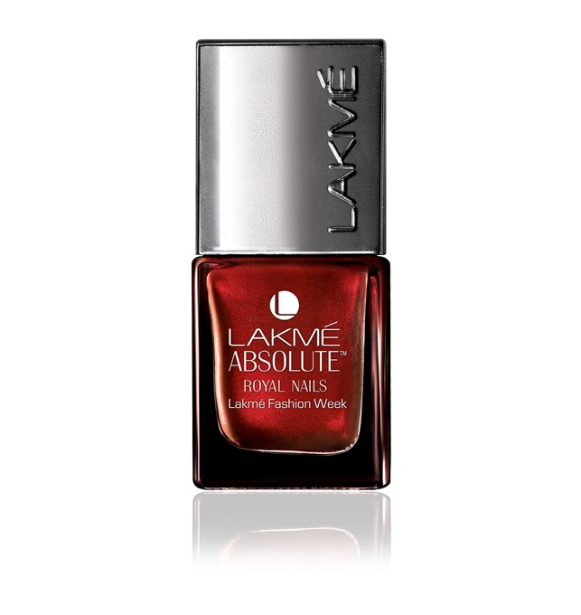 Lakmé Absolute Royal Nail Colors