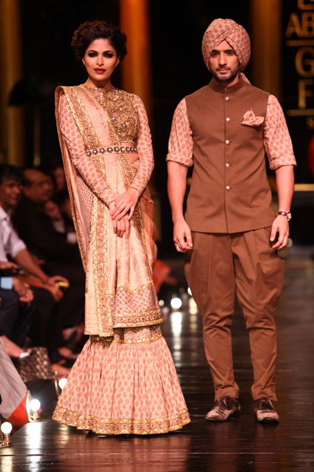 Lakme Fashion Week 2013-Sabyasachi Collection (3)