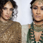 Get The Look: Mac Cosmetics at The Sabyasachi Show (DCW 2013)