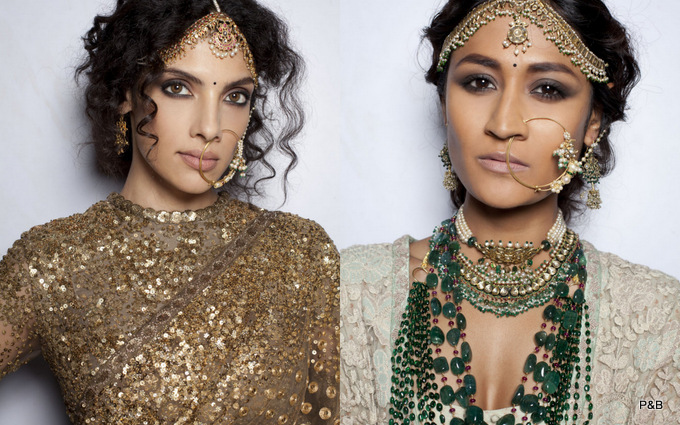 Makeup-look-sabyasachi-show