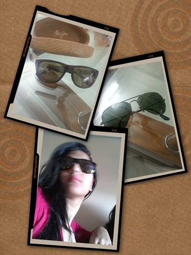 Sania's Sunglasses