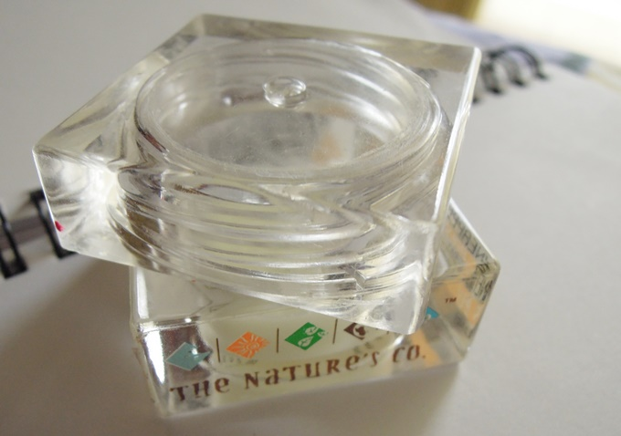 The Nature's Co. Pineapple Lip balm 2