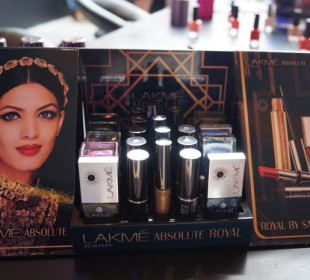 Lakme Absolute Royal Collection by Sabyasachi : Swatches & Sneak Peak