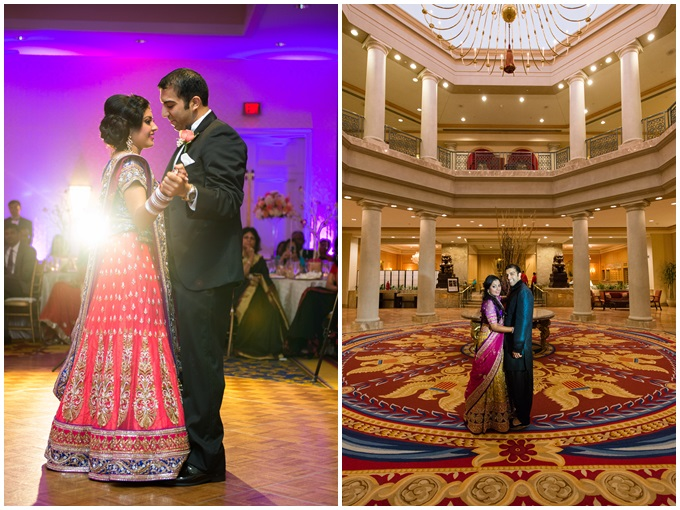 P&B Real Brides Vinita Reception+Sangeet