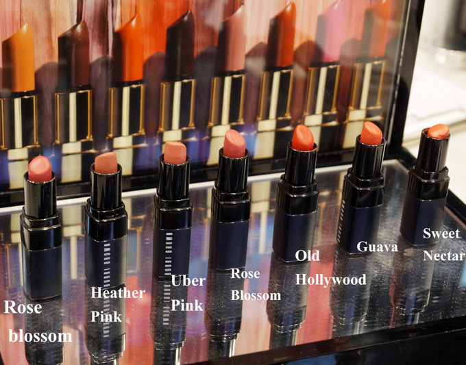 Best Bobbi Brown Lipsticks For Indian Skin Swatches