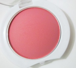 Maybelline Cheeky Glow Blush In Fresh Coral: Swatches & Review