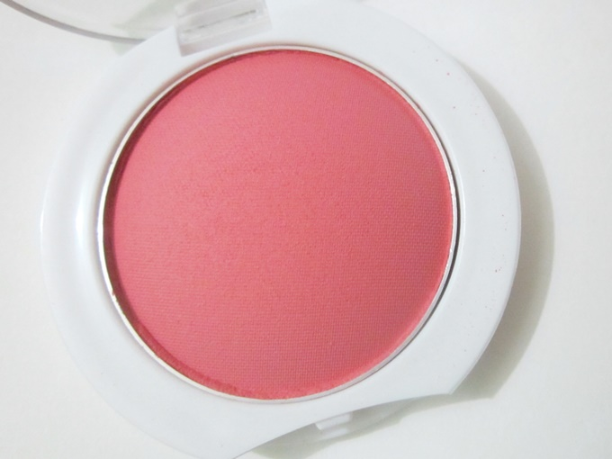 Thumbnail image for Maybelline Cheeky Glow Blush In Fresh Coral: Swatches & Review