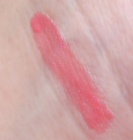 Nyx Round Lip Gloss Peach (2)